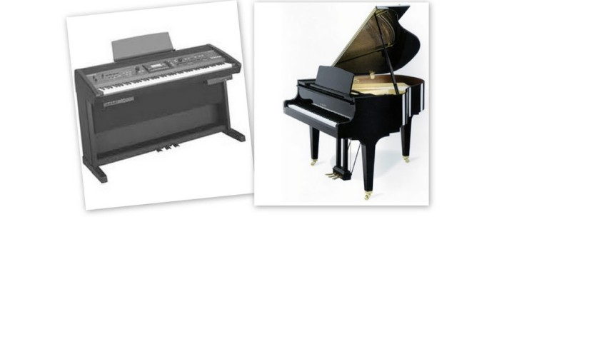 Acoustic Piano or Digital Keyboard?