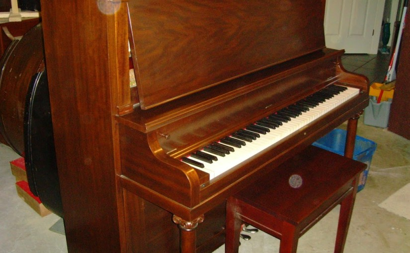 Buying a Used Piano